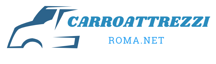 Carroattrezzi Roma - 349 3981312